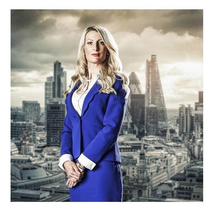 sarah dale hypnotherapist on the apprentice