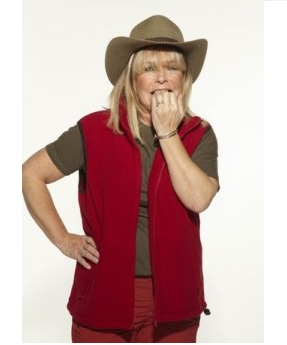 linda robson im a celebrity rat and spider fear hypnosis