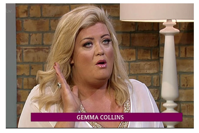 gemma collins hypnosis for weight loss