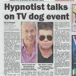 redditch advertiser simon cowell hypnosis dog jonathan ross interview