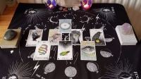 8 Card Tarot Reading - Past, Present & Future 40 MIN - Youtube