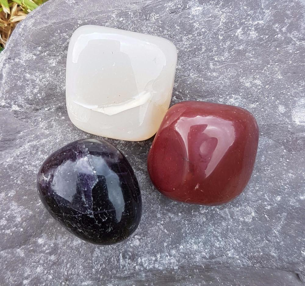 Crystal Set ~ Emotional Support and Strenght ~