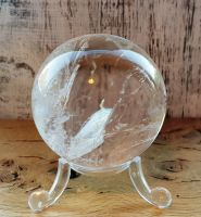 A Grade Clear Quartz Manifestation Sphere