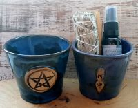 Smudge & Energy Clearing Set - White Sage, Palo Santo, Aura Spray