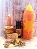* Summer Solstice Litha Ritual Kit ~ With Full Instructions *