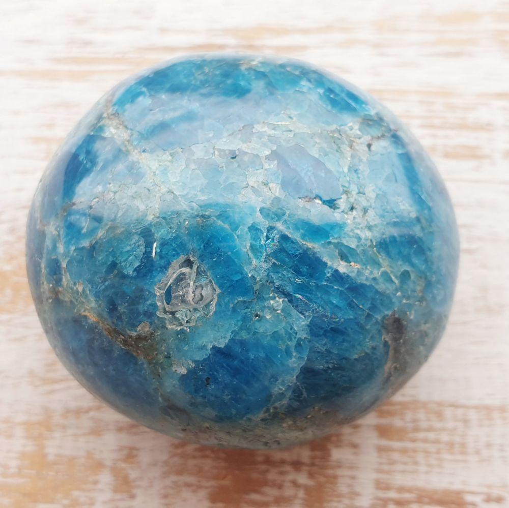 Apatite Galet/Palmstone