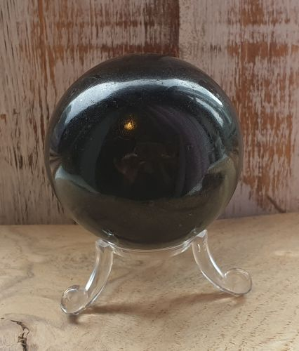 Black Tourmaline Sphere (4)