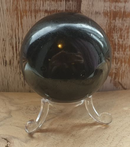 Black Tourmaline Sphere (5)