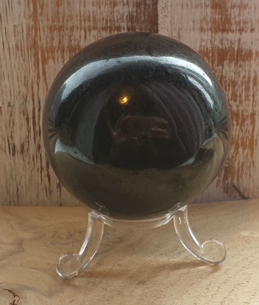 Black Tourmaline Sphere (7)