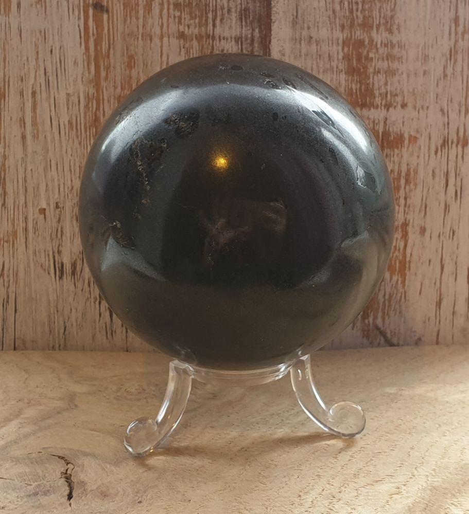 Black Tourmaline Sphere (8)
