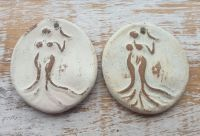 Hand Crafted Clay Pendants