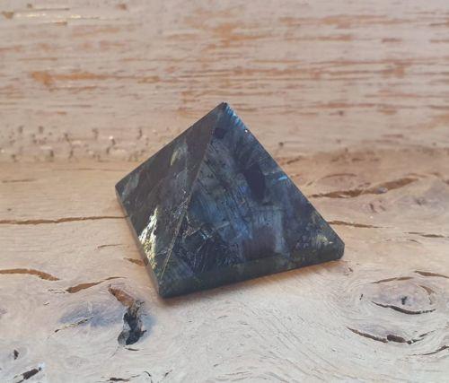 Coppernite Pyramid