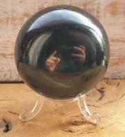 Black Tourmaline Sphere (Large)