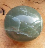 Green Moonstone Galet (3)