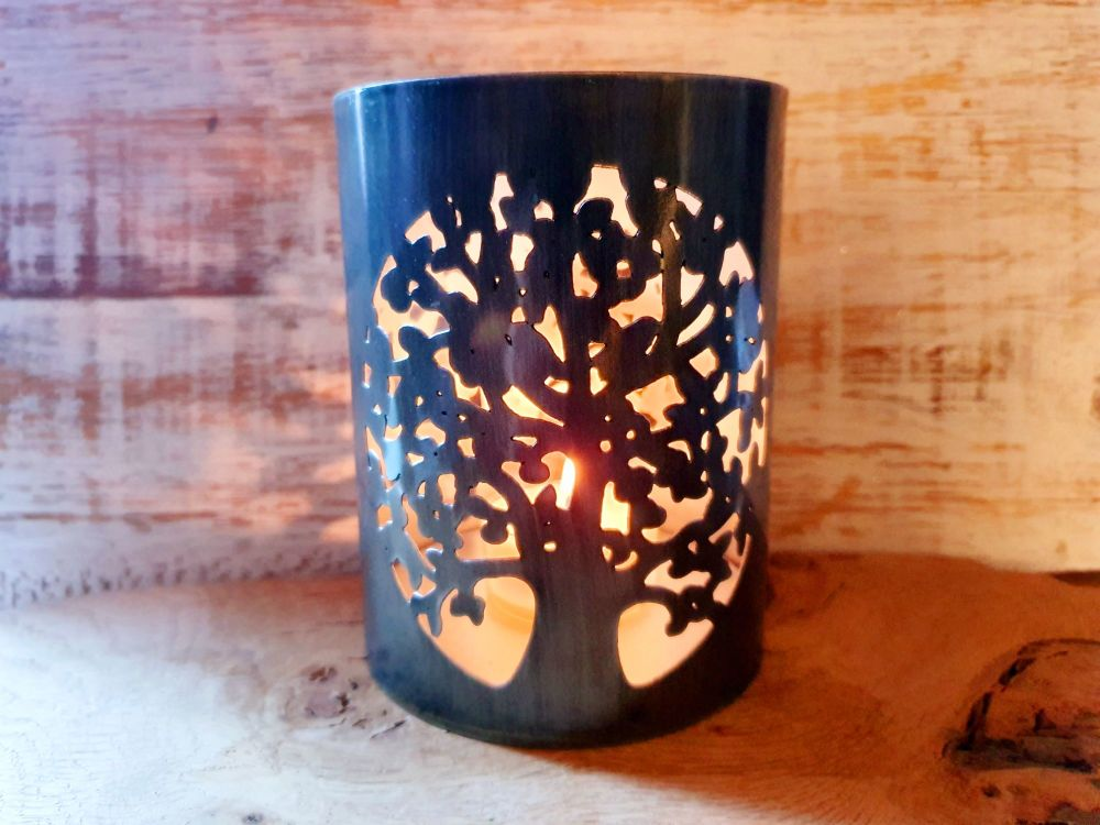 Tree Of Life Tea Light Holders