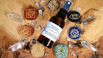 Magical Aura/Room Spray ~ Chakra Clear ~ 50ml