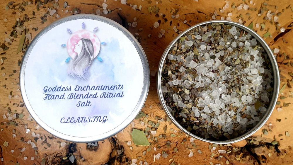 Ritual Cleansing Salts 100g