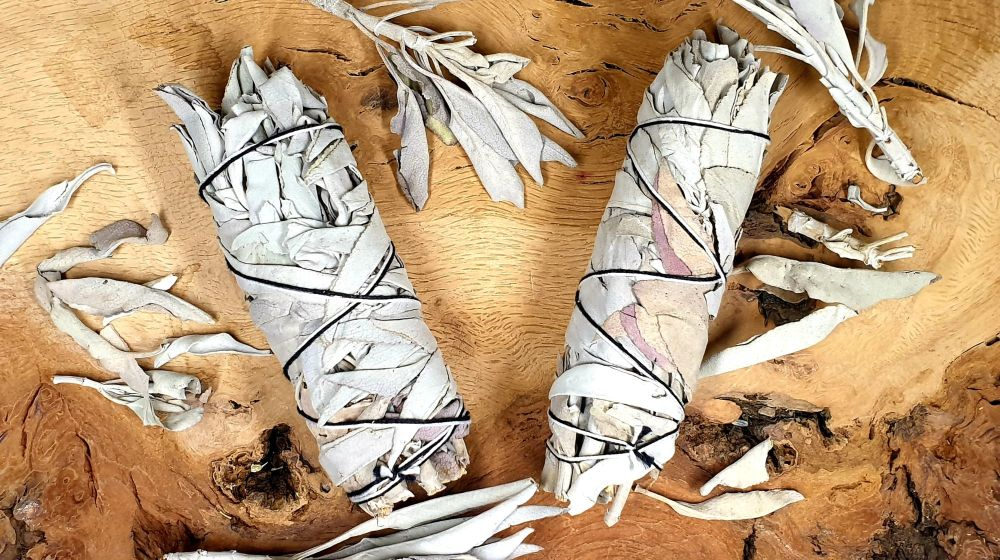 Ethically Sourced Californian White Sage Smudge Sticks