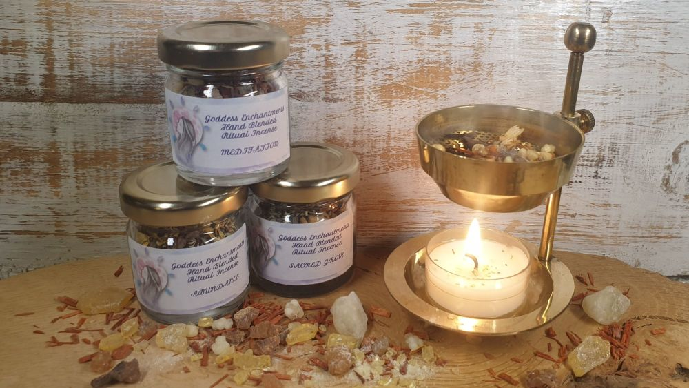 Hand Blended RITUAL & SPELL Incenses ~ You Choose ~