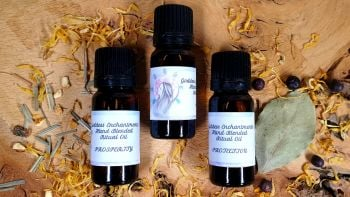 Hand Blended SPELL & RITUAL Candle Anointing Spell & Ritual Oils ~ Your Choice ~