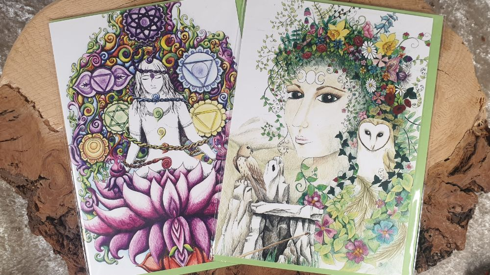 Art Cards & Greeting Cards