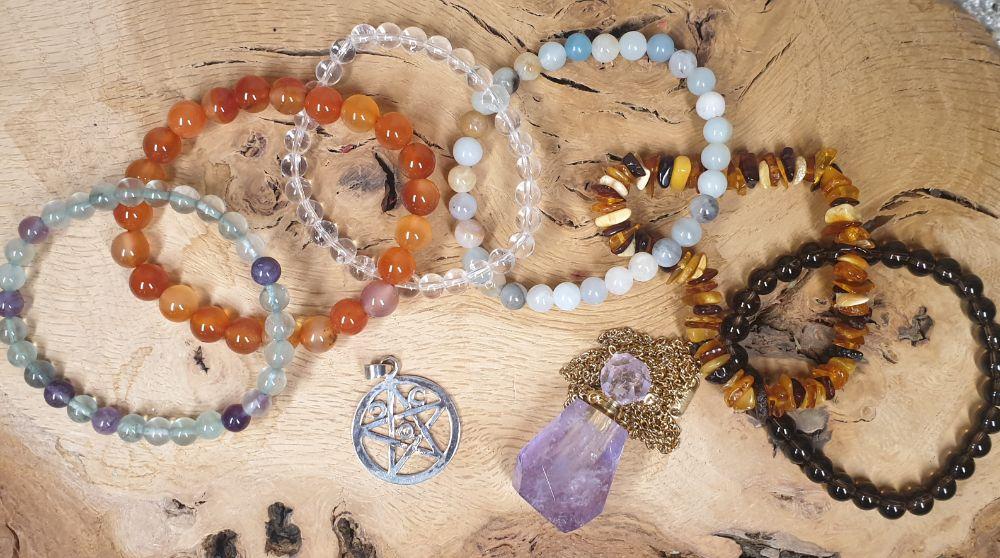 Spiritual Gemstone Jewellery