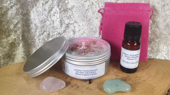 Heart Chakra Healing Tools Set