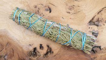 Sage, Sweet Grass and Cedar Smudge Sticks