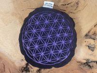 Flower of Life Sphere Pillow