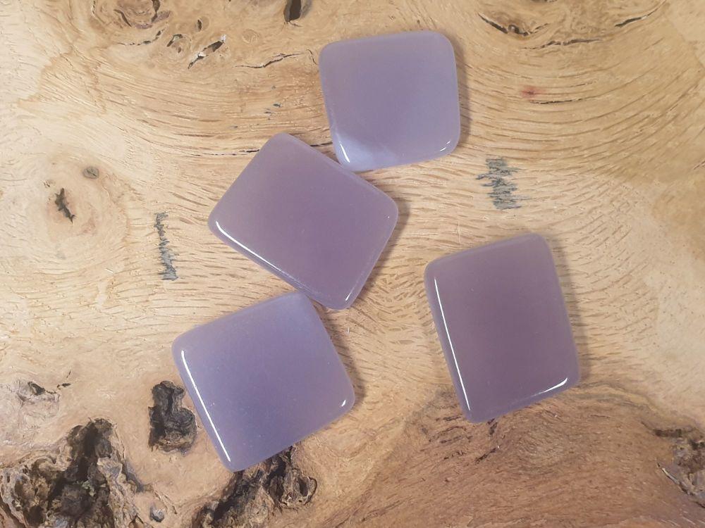 Lavender Fluorite Slice