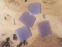 Lavender Fluorite Slice - High Grade