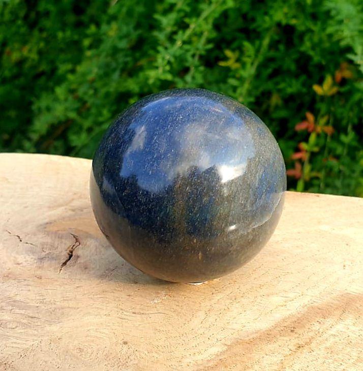 Lazulite Sphere (1)