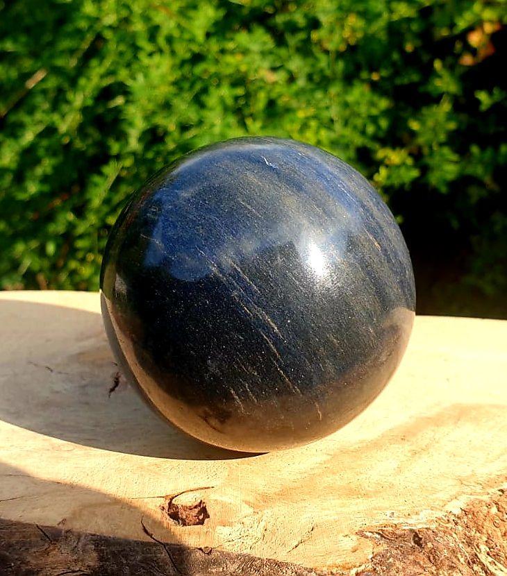 Lazulite Sphere (2)