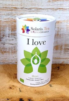 Organic Herbal Tea Heart Chakra