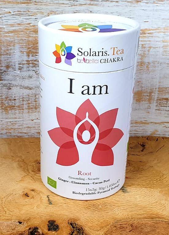 Organic Herbal Tea Root Chakra