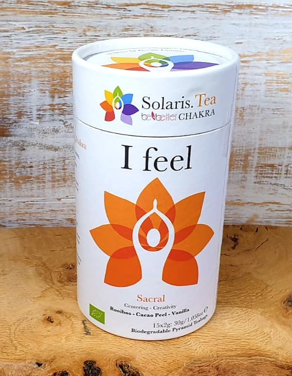 Organic Herbal Tea Sacral Chakra