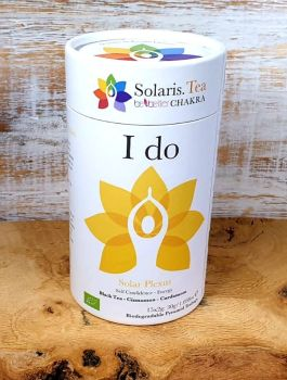Organic Herbal Tea Solar Plexus Chakra