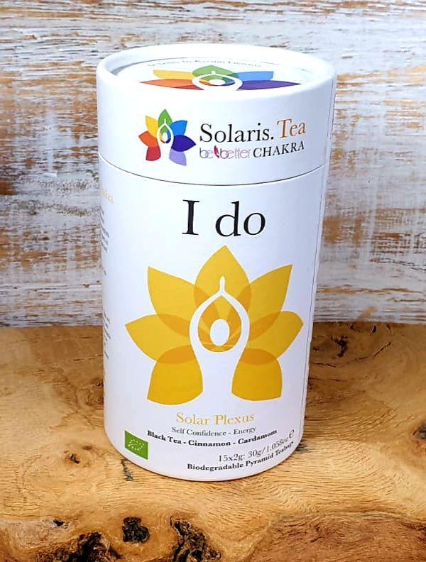 Organic Herbal Tea Solar Plexus Chakra