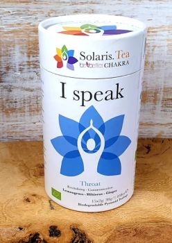 Organic Herbal Tea Throat Chakra