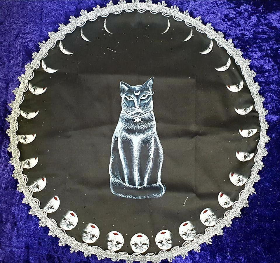 Cat Altar Cloth  - 45 cm