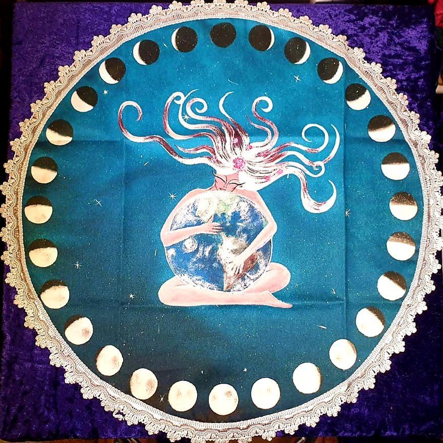 Gaia Altar Cloth - 45cm