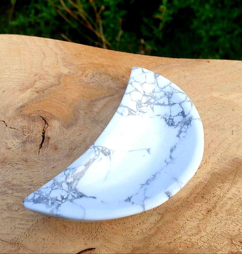 Howlite Moon Bowl (1)