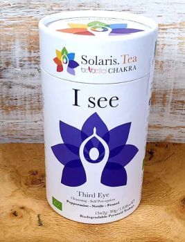 Organic Herbal Tea Third Eye Chakra