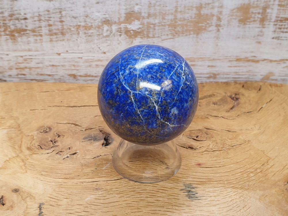 Lapis Lazuli Sphere
