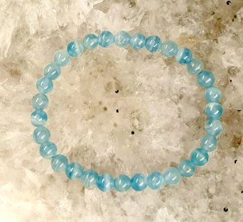 Blue Calcite Bracelet