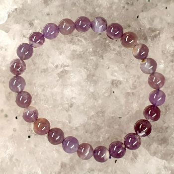 Grape Chalcedony Bracelet - High Grade
