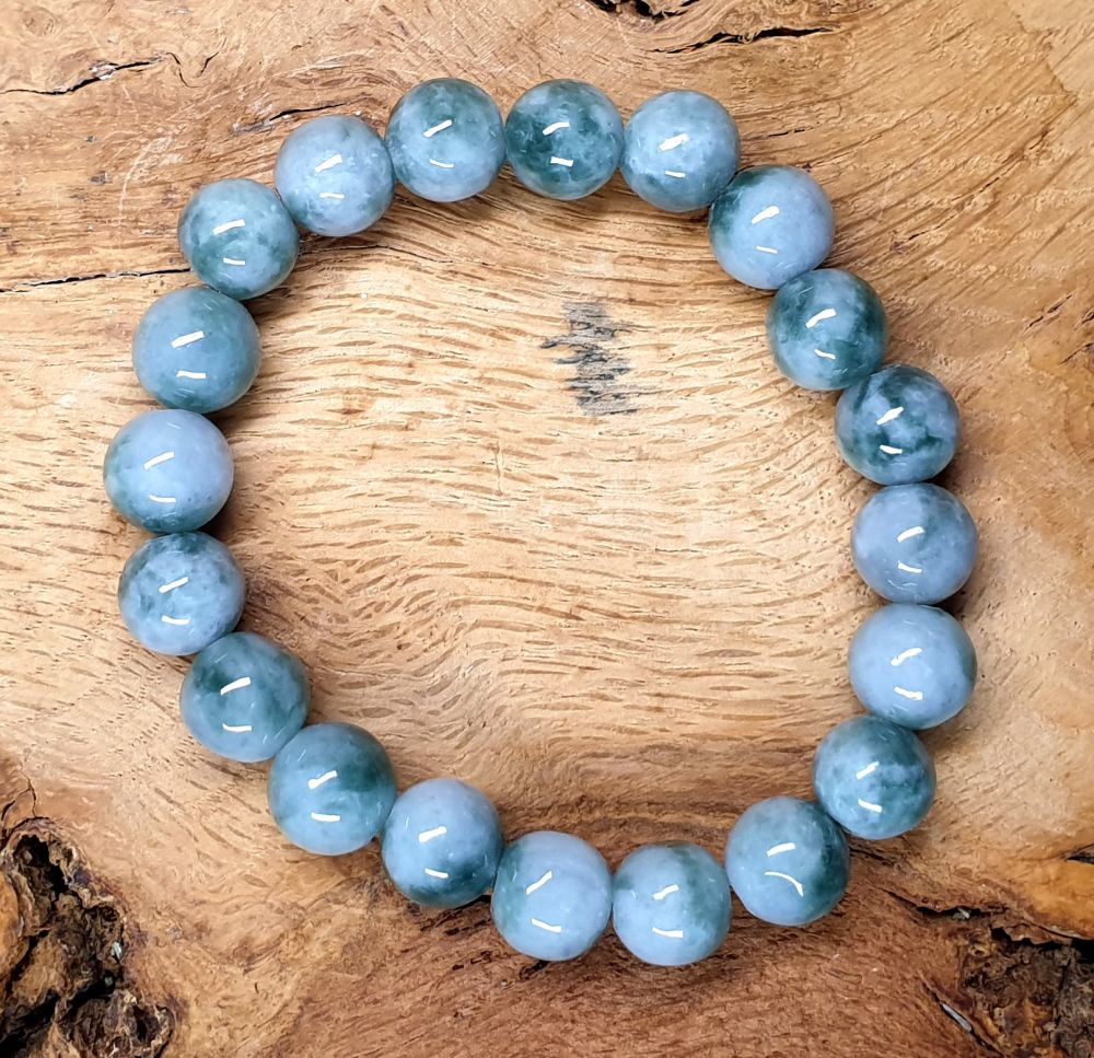 Burmese Jade Bracelet - High Grade