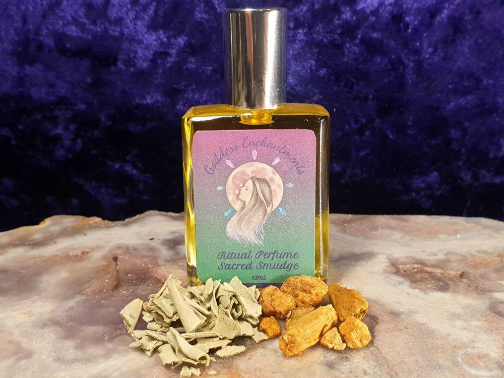 Sacred Smudge Perfume