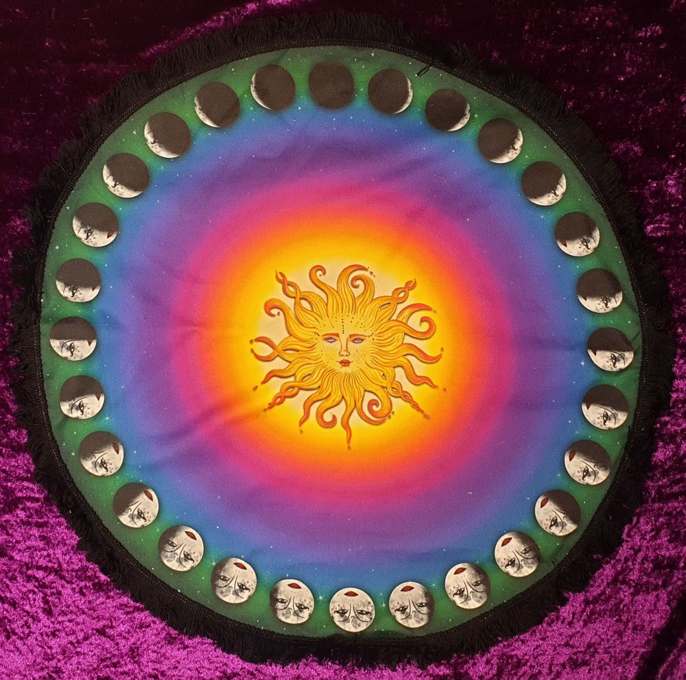 Sun Blessings Altar Cloth - 45cm