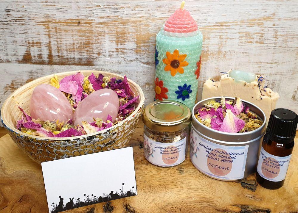 OSTARA Spell & Altar Kit With Full Ritual